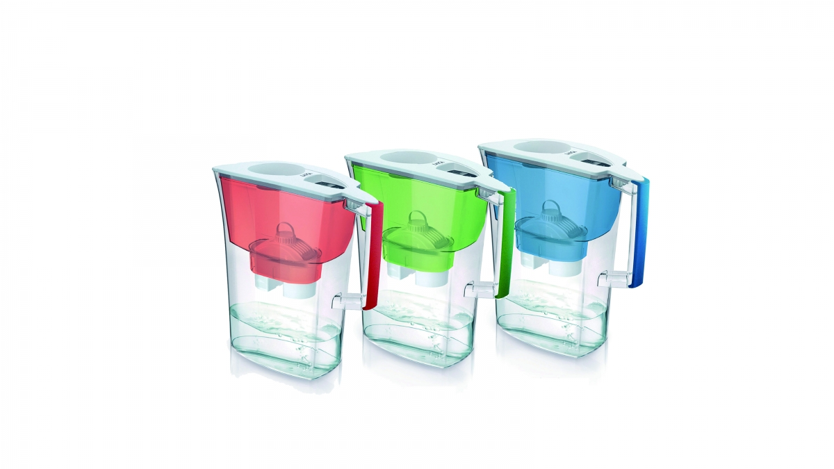 西西里系列 高效雙流濾水壺 3L 1