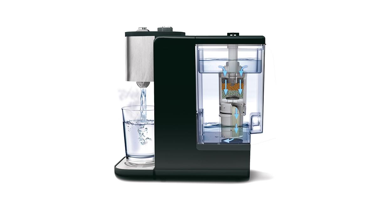 除菌溫控瞬熱型飲水供應機 3