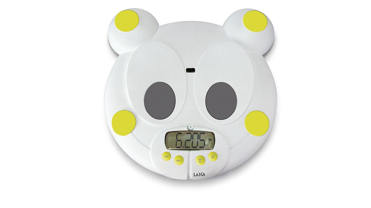 BF2051 幼兒體重身高兩用秤 3