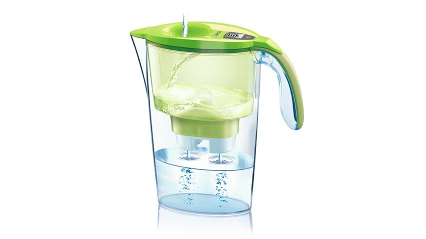 彩色系列 高效雙流濾水壺 2.3L 3