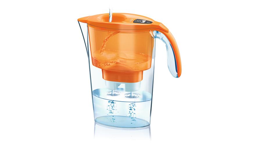 彩色系列 高效雙流濾水壺 2.3L 4