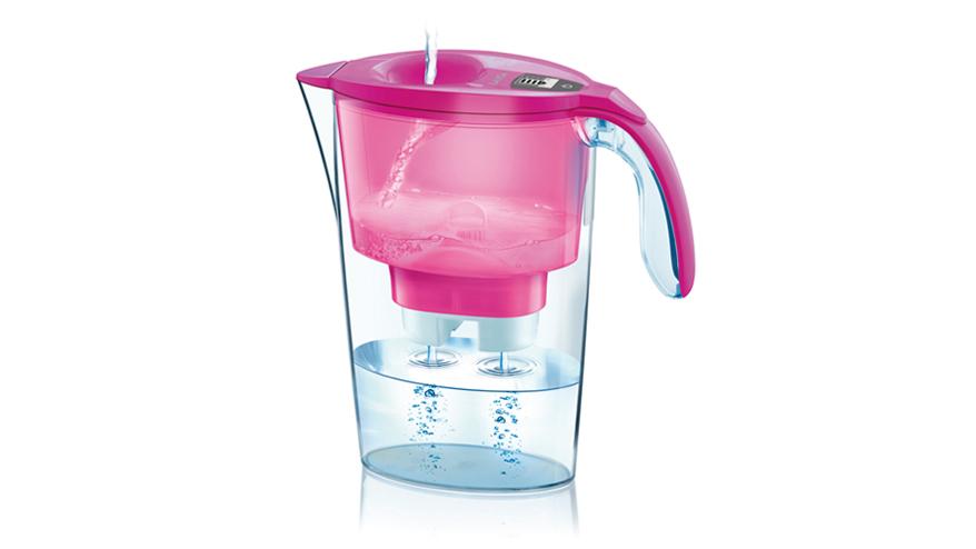 彩色系列 高效雙流濾水壺 2.3L 6